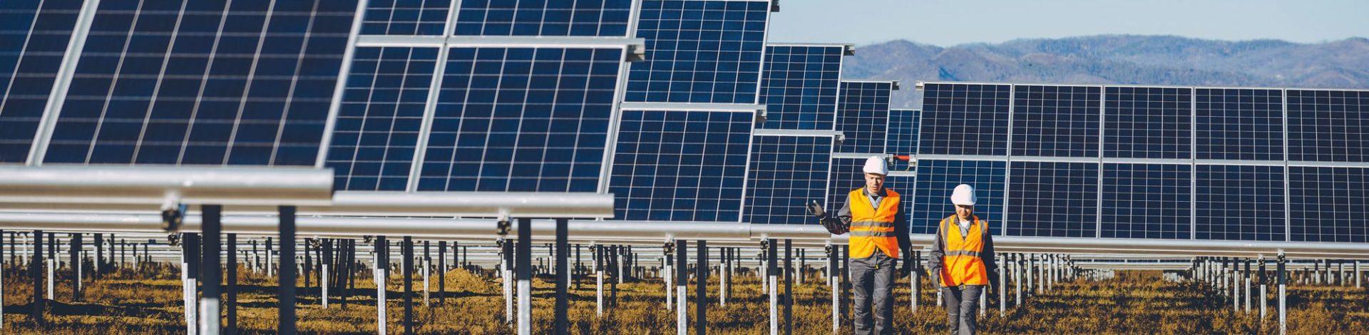 Réalisation d'une étude de potentiel photovoltaïque