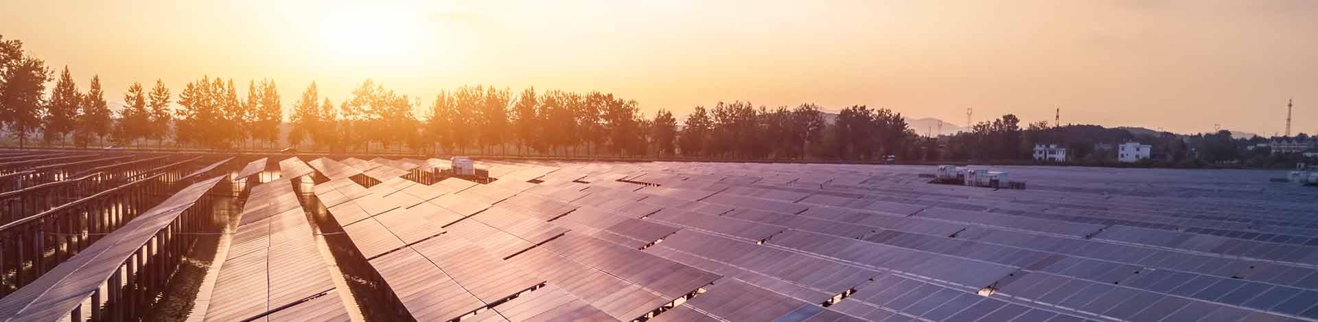 Budget minimum d'une centrale solaire